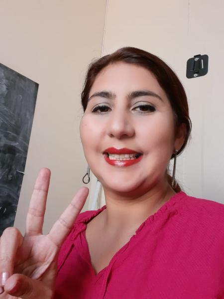Animadora: Claudia Rojas Alfaro, profesora de Biología